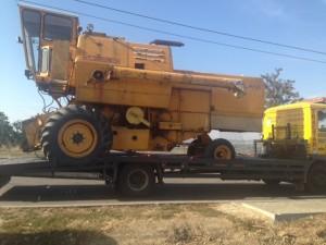 Transport combine